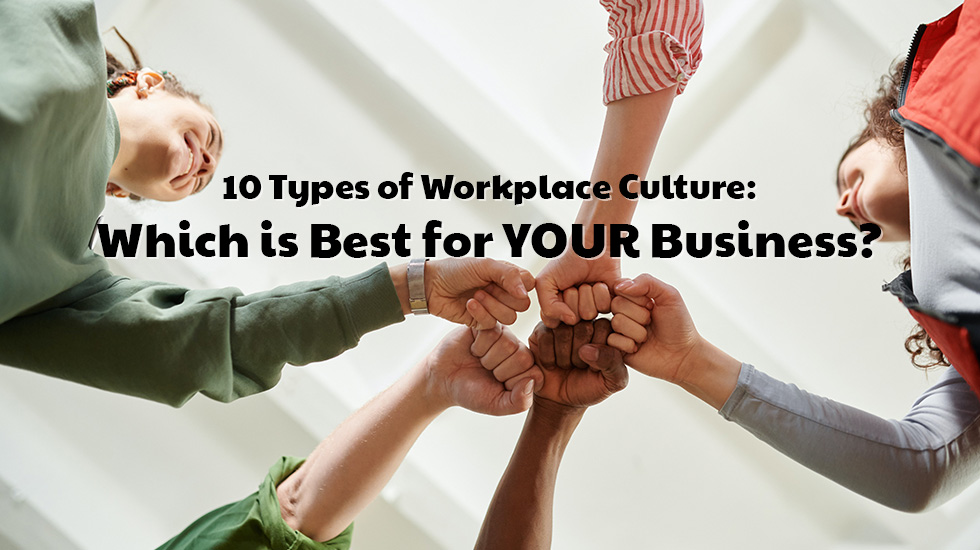 types of workplace culture